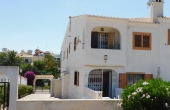 CBC1377, 3 bed 2 bath semi detached house located just 200m from the beach - Beachside Playa Flamenca, Playa Flamenca Property, Costa Blanca Property (South) €138,000