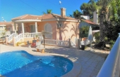 CBC1492L, Absolutely Fabulous Luxury 4 bedroom 4 bathroom Villa San Miguel de Salinas with private swimming pool 379,000€