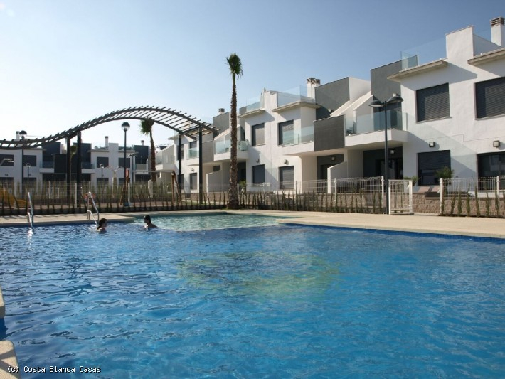 Pilar del la  Horada New Build 2 bed 2 bath Apartments
