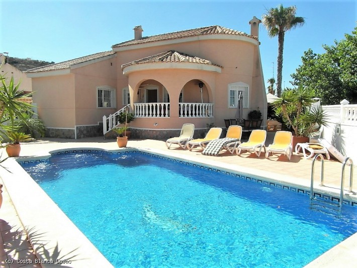 1265, 3 Bed 2 Bath detached Villa with Private Pool