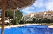 CBCD1446, SOLD !! Los Altos,Laderas del Sol, South Facing 3 bed 2 bath South facing Townhouse 118,000€